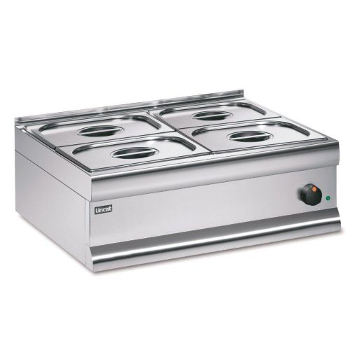 Lincat  BM7XB Dry heat - with GN dishes and lids